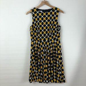 DM Collection Jersey Dress Sz 8P
